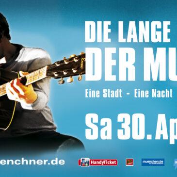 Lange Nacht der Musik – Sa 30. April 2016